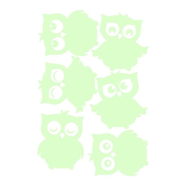 Naklejka świecąca Fanastick Owl