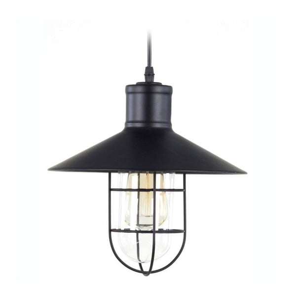 Lampa wisząca InArt In Black, czarna