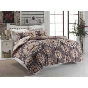 Pikowana narzuta na łóżko dwuosobowe Richie, 195x215 cm