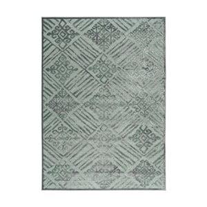 Szaro-zielony dywan Universal Soho, 140x200cm