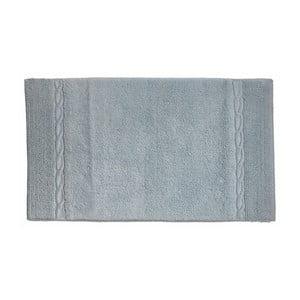 Szary dywanik łazienkowy Kela Ladora