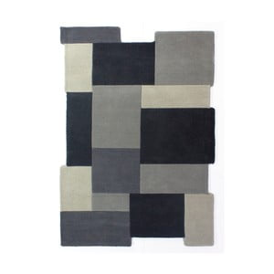 Dywan wełniany Flair Rugs Illusion Collage Odette, 120x180 cm