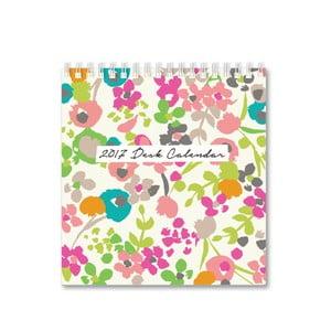 Kalendarz na stół Portico Designs Ditsy