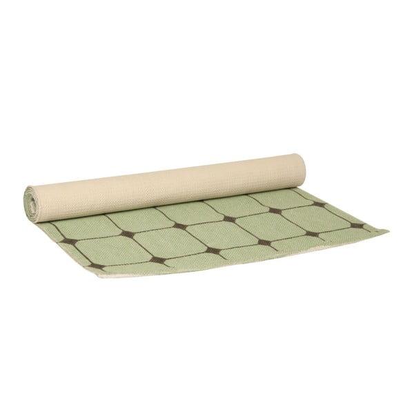 Dywan Tiles Grey Jade, 140x70 cm