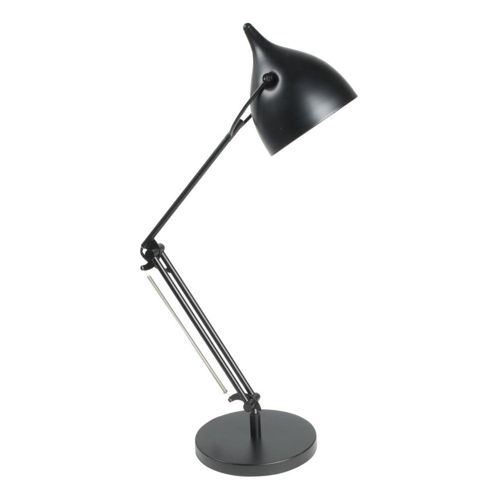 Czarna lampa stołowa Zuiver Reader