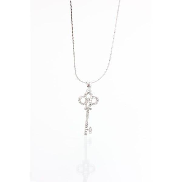 Naszyjnik z kryształami Swarovskiego Yasmine Loire