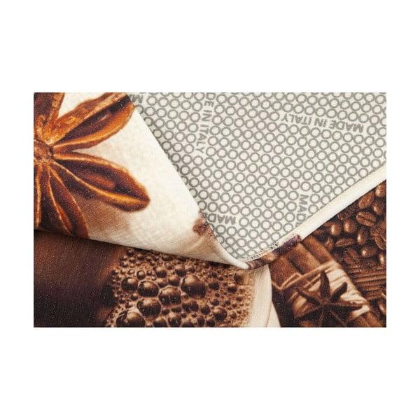 Wysoce wytrzymały dywan kuchenny Webtapetti Break, 60x220 cm
