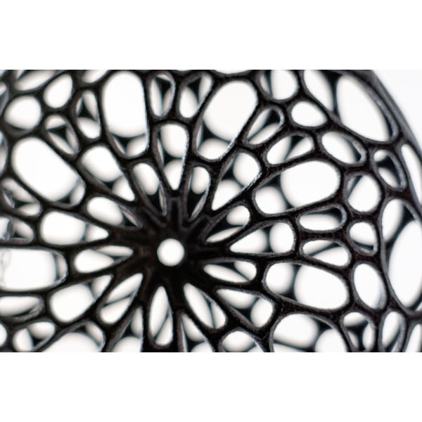 Wisiorek Cellular Black