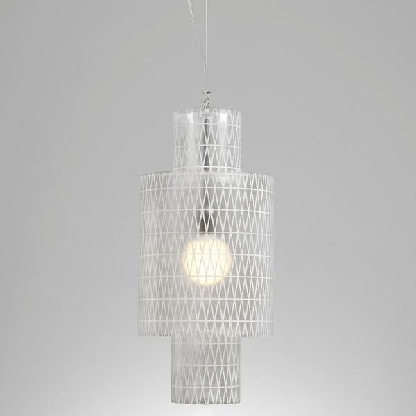 Lampa wisząca Nippon Emporium, biała