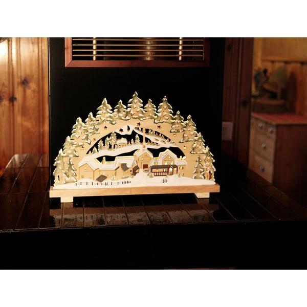 Świecąca dekoracja Warm Christmas