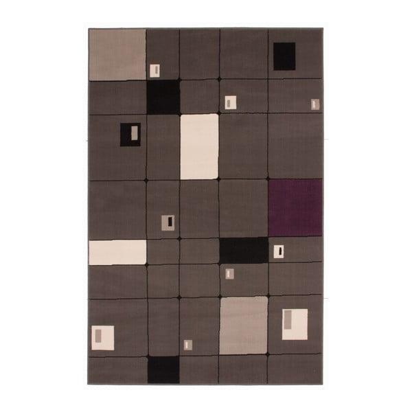Dywan Funky 1225 Silver, 160x230 cm