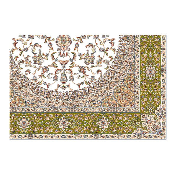 Dywan Mirza Green, 80x150 cm