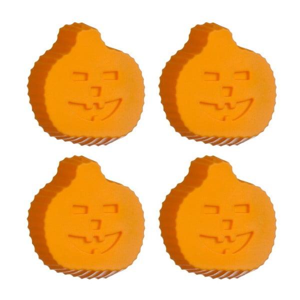 Zestaw 4 form do ciasta Pumpkins