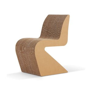 Kartonowe krzesło Amanda