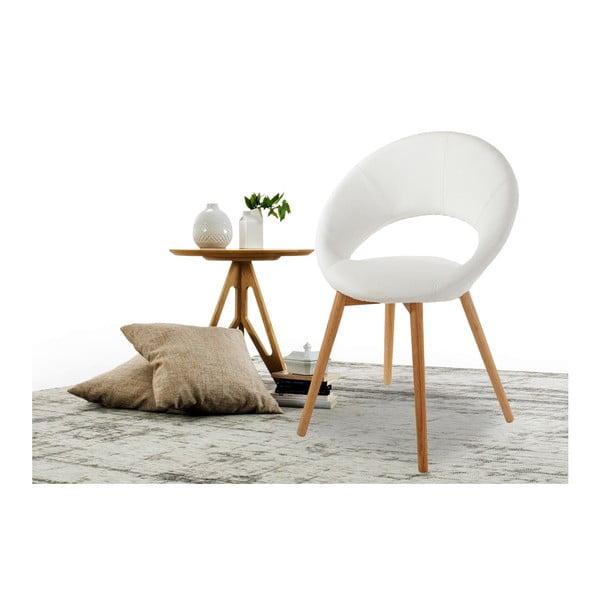 Zestaw 2 białych krzeseł 13Casa Valencia