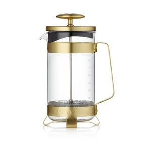 French press Barista 1 l, złoty