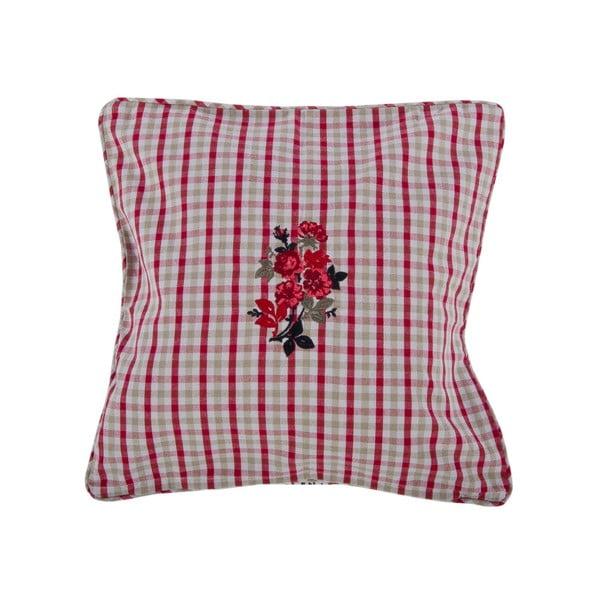 Poszewka na poduszkęAutumn Glow 45x45 cm, czerwona