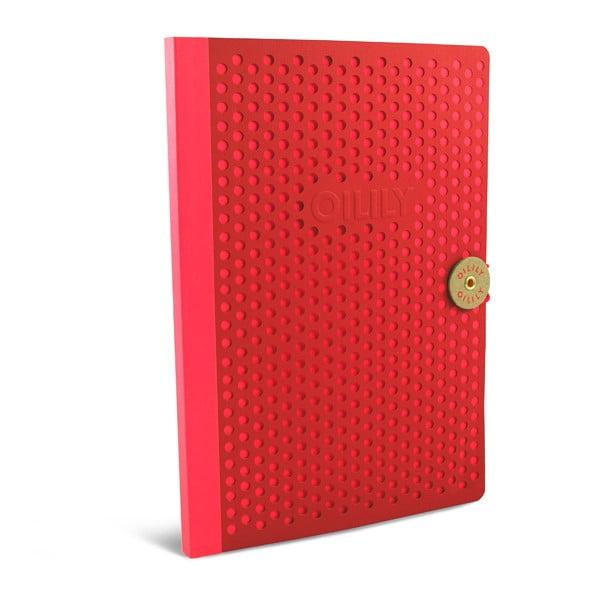 Notatnik w linie B5 Portico Designs Oilily, 160 stron