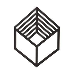 Wisząca dekoracja metalowa Cubo