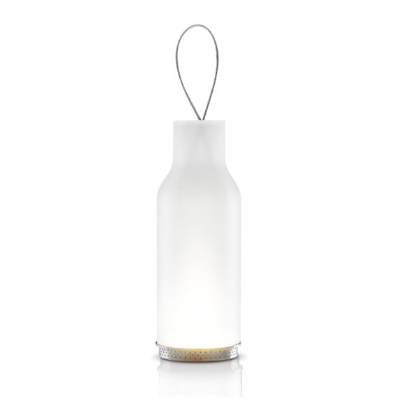 Lampion szklany Eva Solo, biały