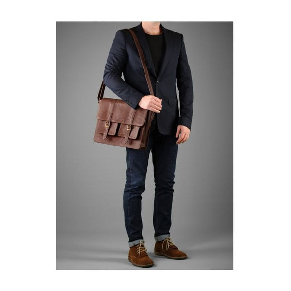 Torebka Tommy Satchel Brown
