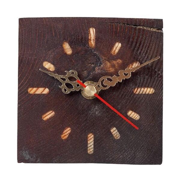 Zegar ścienny Wenge Cutter
