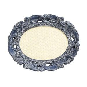 Magnetyczna tabliczka naścienna Baroque Blue