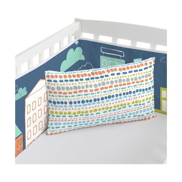 Ochraniacz do łóżeczka Holidays, 60x60x60 cm