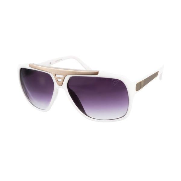 Męskie okulary przeciwsłoneczne Guess 759 White