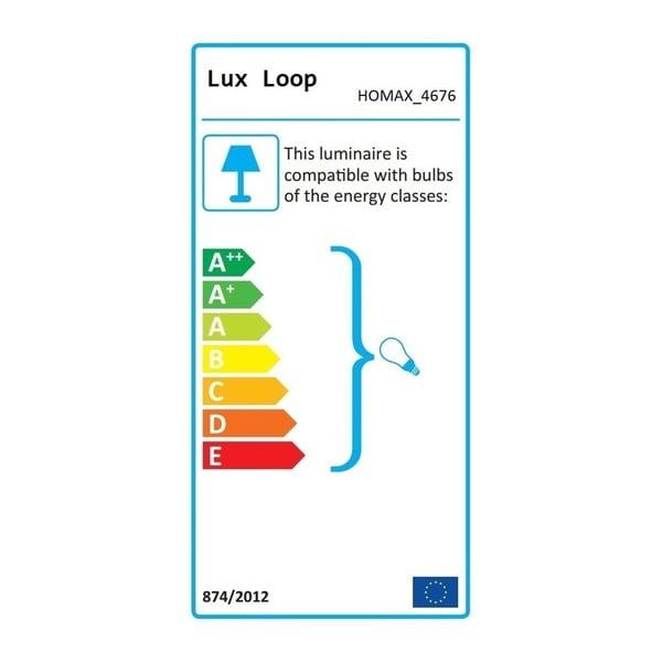 Regulowana lampa stojąca Ori