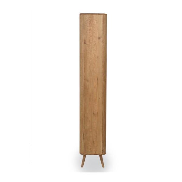 Szafa z drewna dębowego Gazzda Ena