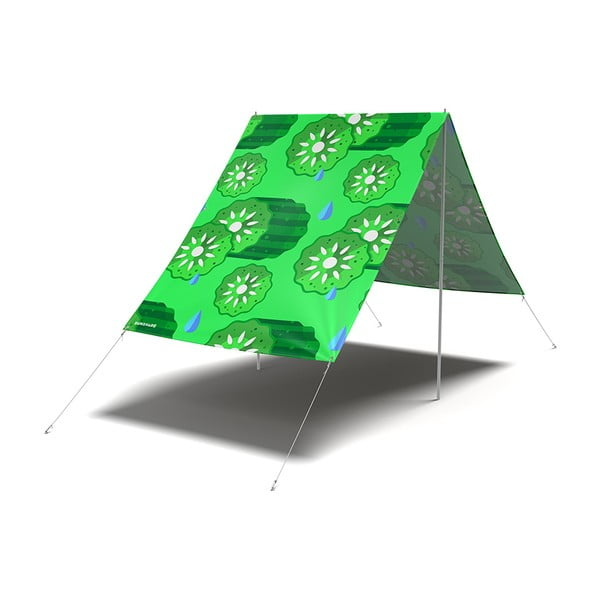 Płachta turystyczna Cool as a Cucumber - Green