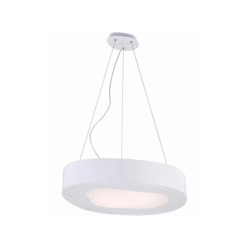 Lampa wisząca Elipsa White