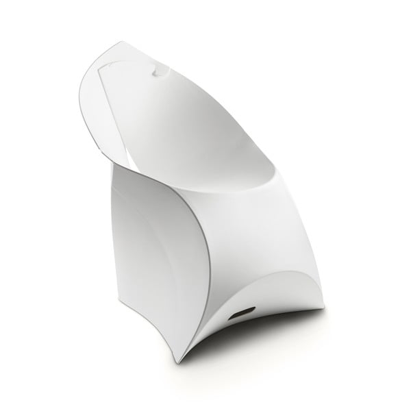Krzesło Flux, białe