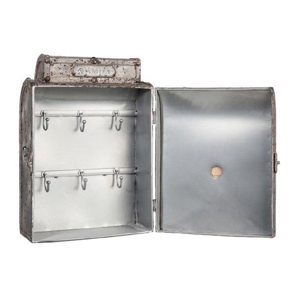 Skrzynka na klucze Key Cabinet, 26,5x13x36 cm