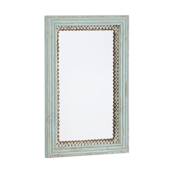 Lustro Antique Mirror, zielona patyna