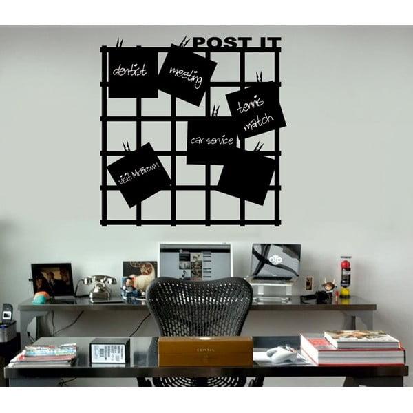 Dekoracyjna tablica samoprzylepna Post It