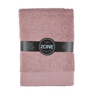 Różowy ręcznik Zone Classic,140x70cm
