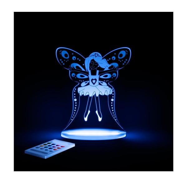 Dziecięca lampka nocna LED Aloka Wróżka