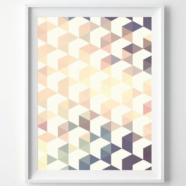 Plakat Sunlight, A3