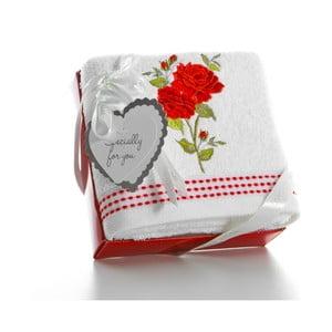 Ręcznik w opakowaniu podarunkowym Cortek V2, 50x90 cm