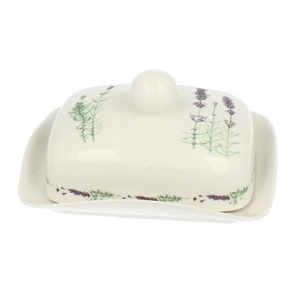 Porcelanowa maselniczka Lavender