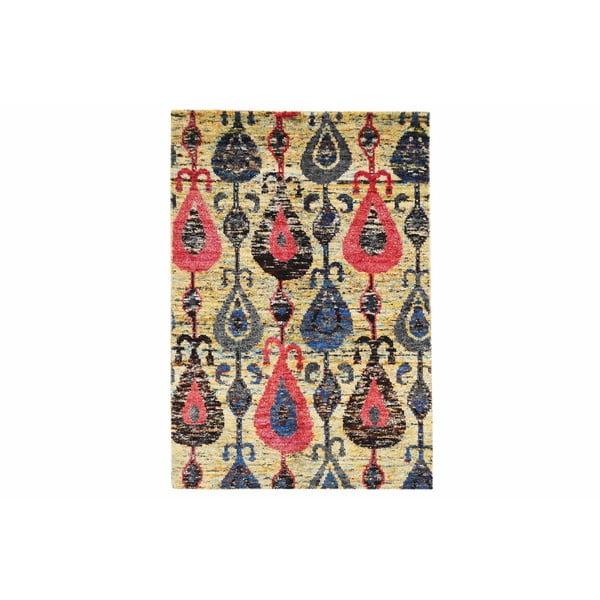 Ręcznie tkany dywan Ikat H9, 120x180 cm