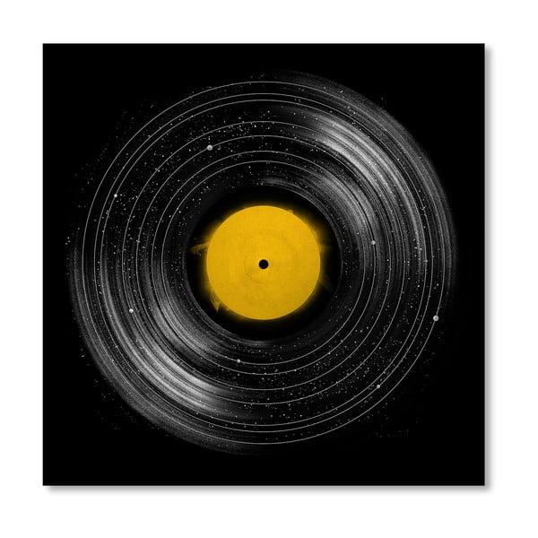 Plakat Sound System, 30x30 cm