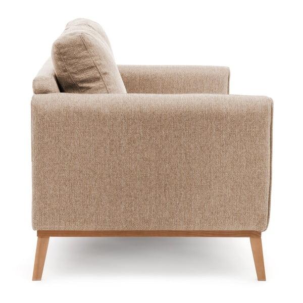 Beżowa sofa 2-osobowa Vivonita Milton