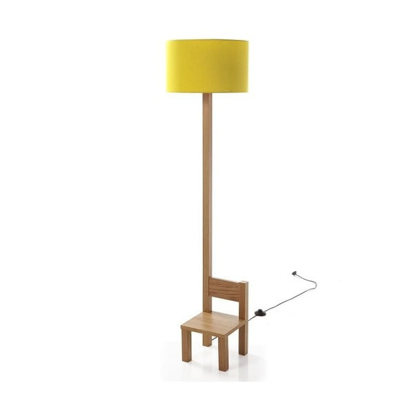Lampa stojąca Toraki Yellow