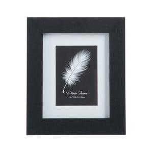 Ramka na zdjęcia 13x17 cm, czarna