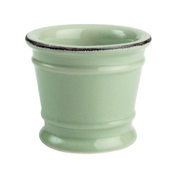 Zielony kieliszek porcelanowy na jajko T&G Woodware Pride of Place