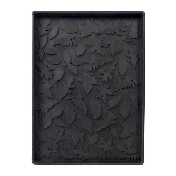 Gumowy ociekacz na buty Tica Copenhagen Leafes, 28x38cm
