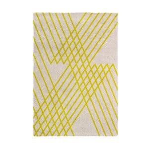Dywan Chiffon 120x170 cm, żółty
